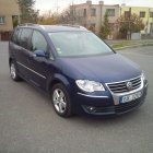 VW Touran 2.0TDi 125kW Digiklima Alu